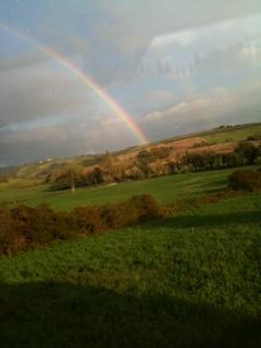 tuscany rainbow